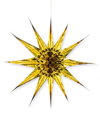 Star Decor Gold 50 cm