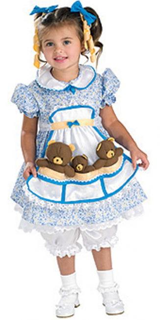Goldilocks Child Costume