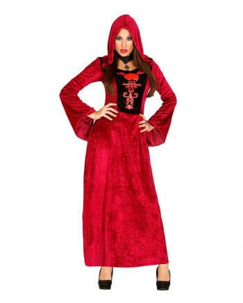 Gothic Priesterin Damenkostüm