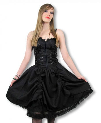 Gothic Corset Top Dress Large