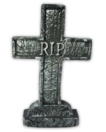 Grabstein Kreuz R.I.P.