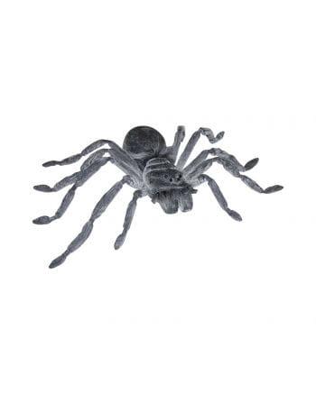 Graue Latex Riesenspinne 50 cm