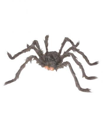 Graue Spinne mit roten LED Augen