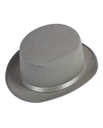 Zylinder Hut grau