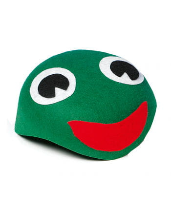 Animal cap frog