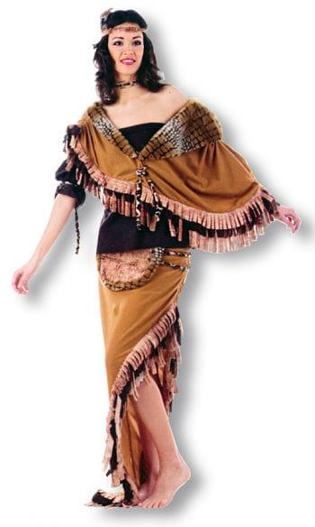 Winona Indianerin Kostüm