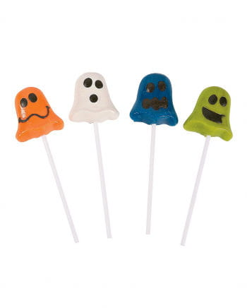 Lustige Halloween Geister Lutscher