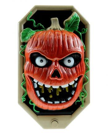 Scary Halloween doorbell