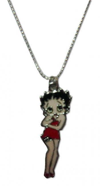 Necklace with Pendant Betty Boop Full