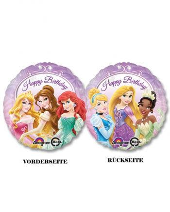 Happy Birthday Princess Foil Balloon