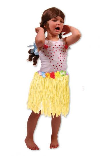 Hawaii Kinderbastrock yellow