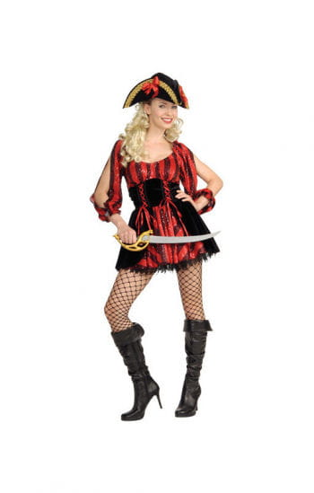 Heiße Piraten Lady Kostüm