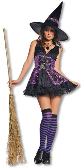 Witch Costume Tabitha Large
