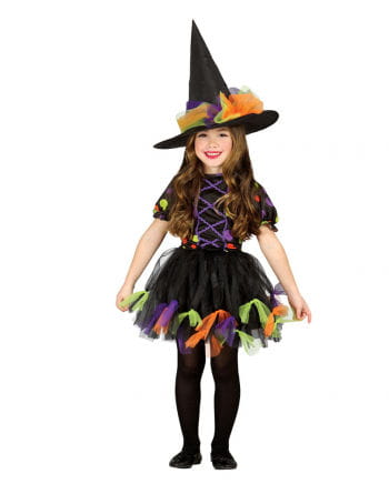Sweet Witch Child Costume