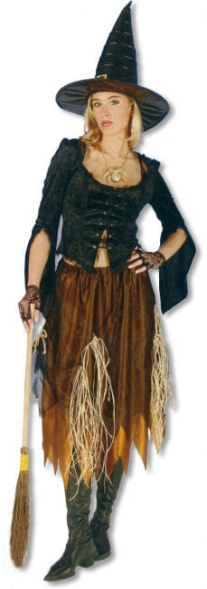 Witch Skirt with Tulle