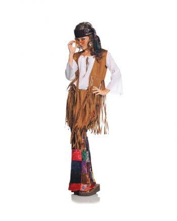 Hippie Woodstock Kostüm Small