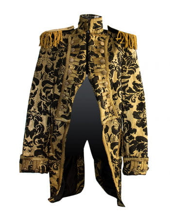 Ringmaster jacket black / gold