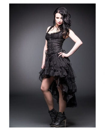 Gothic skirt with a dipped Staum