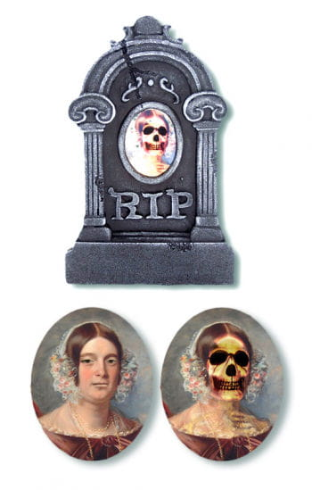 Hologram Tombstone Molly