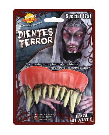 Horror Monsterzähne