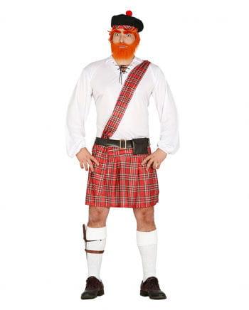 Highlander Schotten Kostüm