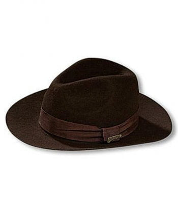 Indiana Jones Hat Deluxe