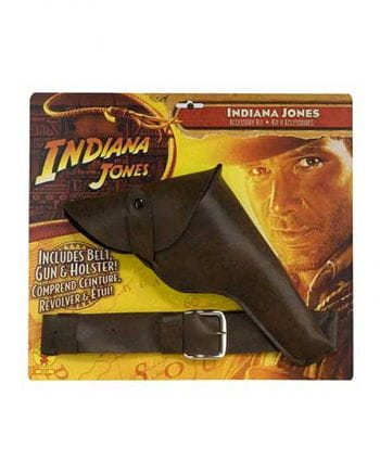 Indiana Jones Pistol, Holster and Belt