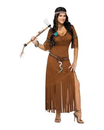 Indianerin Western Kostüm