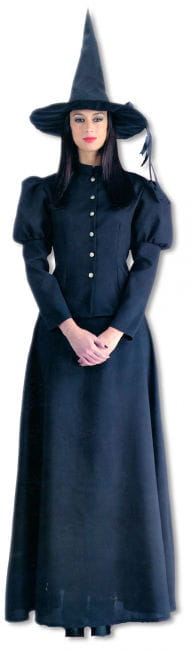 Boarding witch costume L