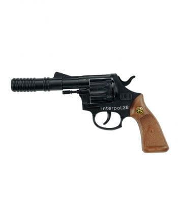 Interpol 38 12-Schuss Revolver