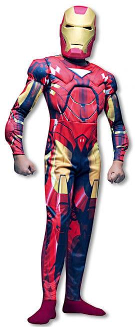 Iron Man Kinderkostüm