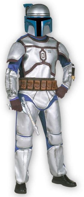 Star Wars Jango Fett Deluxe Costume Kids