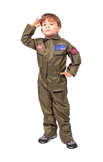 Combat Pilot Child Costume