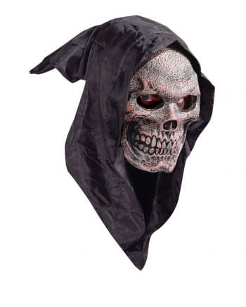 Hooded Skull Mask