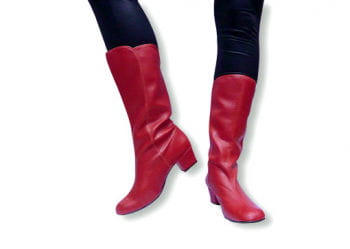 Carnival Boots Red
