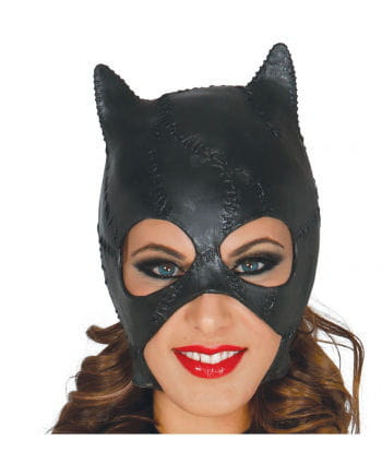 Cat Lady Latex Mask
