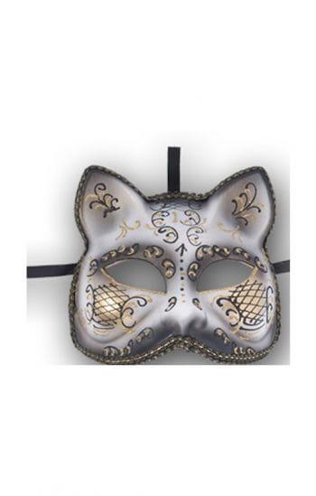 Cat Mask Gold