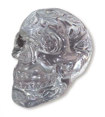 Celtic Skull Clear