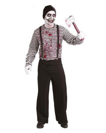 Killer mime costume