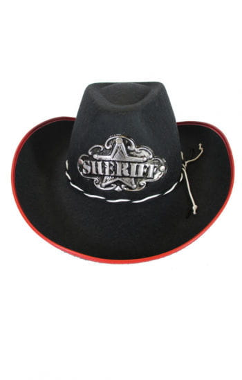 Child Sheriff Hat