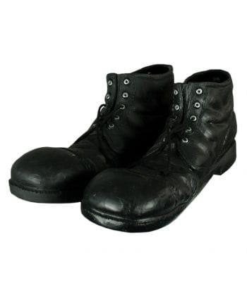 Klassische Clown-Schuhe schwarz