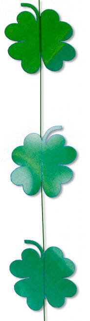 St. Patrick`s Day Dekoration