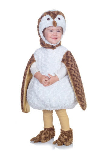 Little Plush Barn Owl