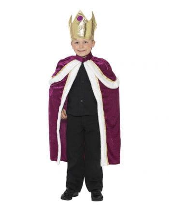 Kleiner König Kinderrobe