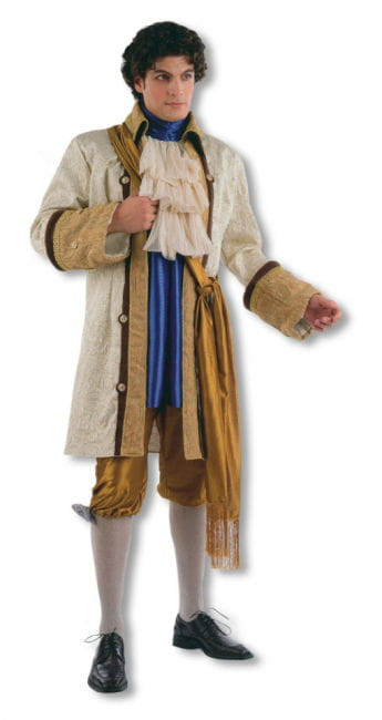 Louis XIV King Costume Deluxe