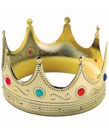 XL crown with precious stones