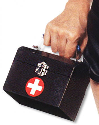 Krankenschwester Handtasche schwarz