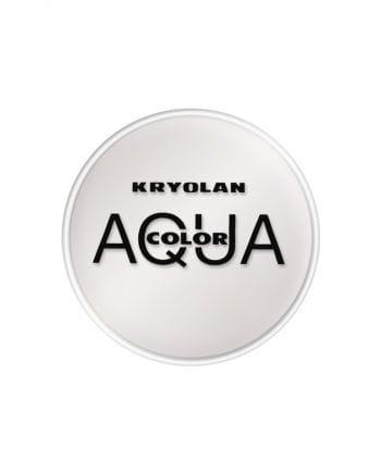 Kryolan Aquacolor weiß 15 ml