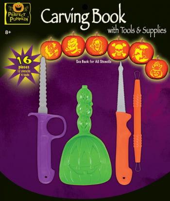 Pumpkin Carving Tools