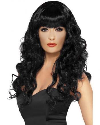 Siren Wig Black